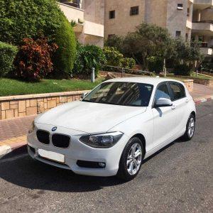 BMW סדרה 1 למכירה